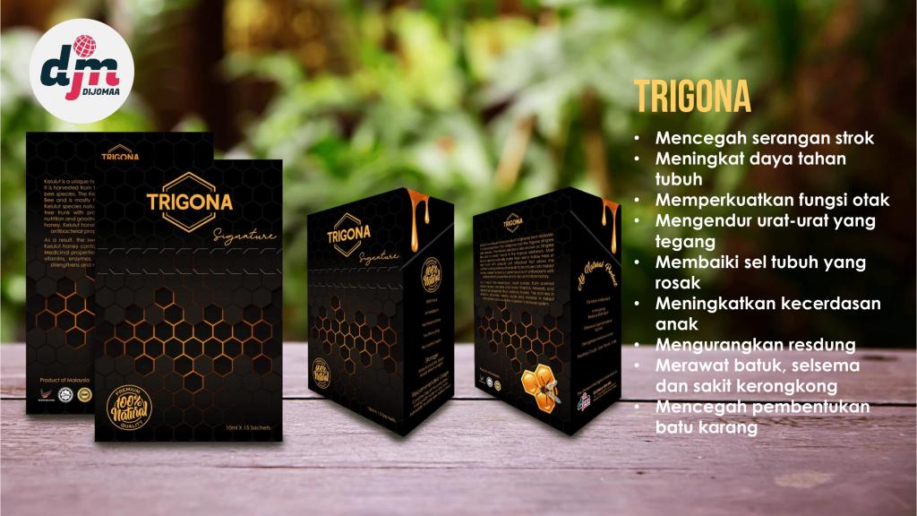 Dijomaa Trigona - RM185