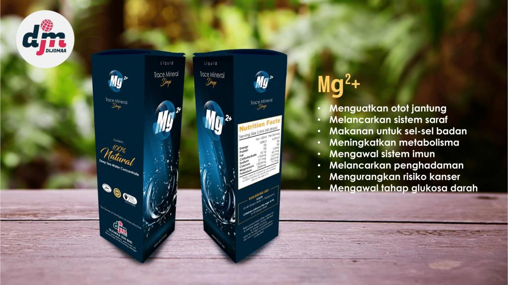 Dijomaa Mg2+ - RM185